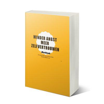 Minder Angst Meer zelfvertrouwen Werkboek - Kerntc