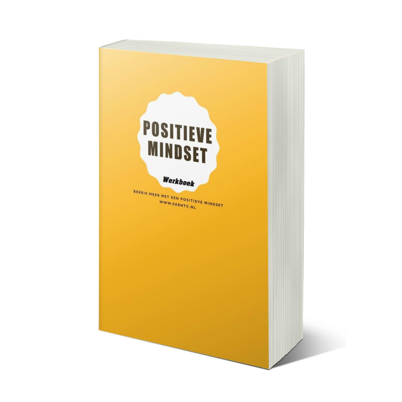Online workshop positieve mindset