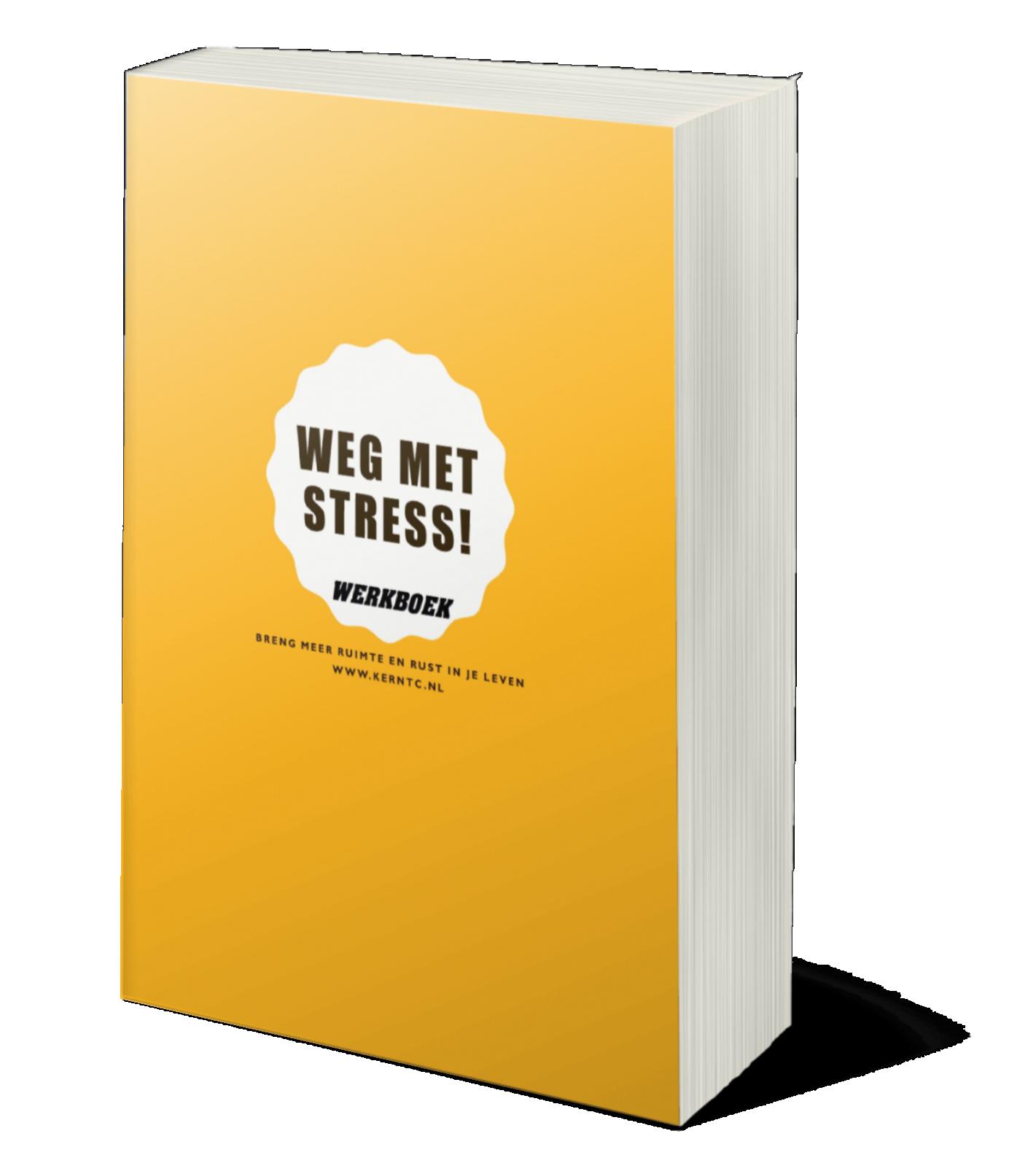 Weg met Stress 3d