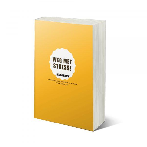 e-book weg met stress!